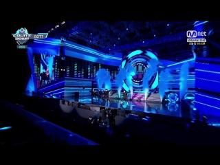 [Выступление] 161027 GOT7 - Hard Carry @ M!COUNTDOWN in Jeju