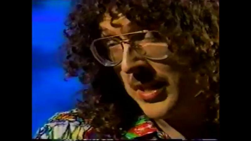 Weird Al Interviews Robert Plant