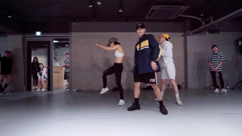 1Million Dance Studio Take Your Shirt Off - T-Pain / Junsun Yoo Choreography