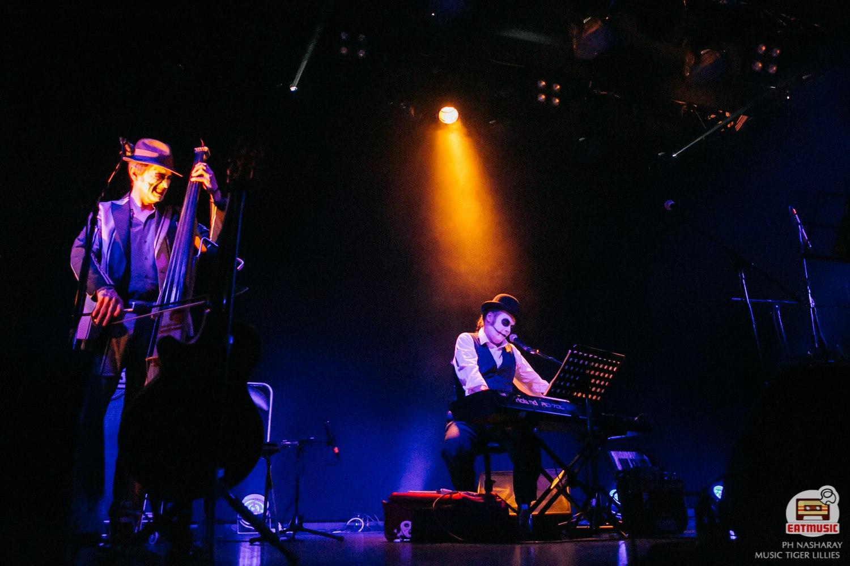 Концерт The Tiger Lillies в Санкт-Петербурге 10.05.2017: репортаж, фото Наташа Рэй