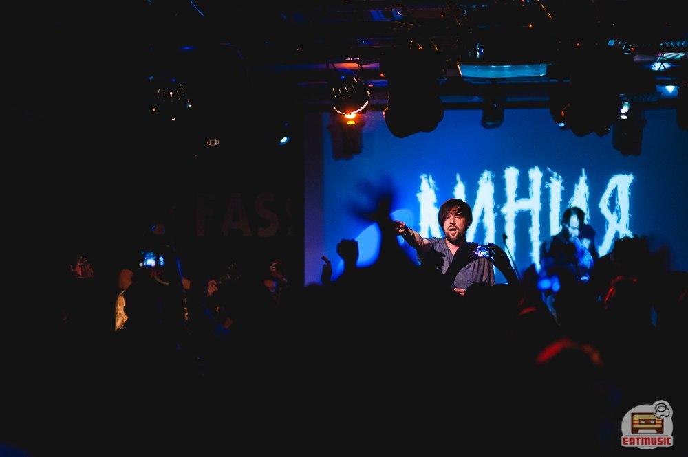 Концерт группы Линия в клубе Fassbinder: живое дыхание музыки Сергей Зайцев
