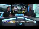 Ravens - Steelers / C.J. Mosley - LeVeon Bell / Move the Sticks / NFL Week 16 Previews