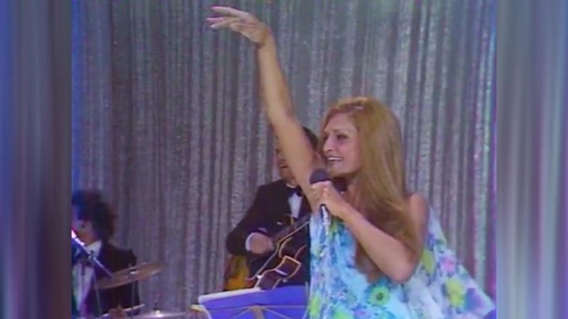 Dalida ♪ Dirladada (Live) 23/08/1971 (2 Cigognes Sur La 2)
