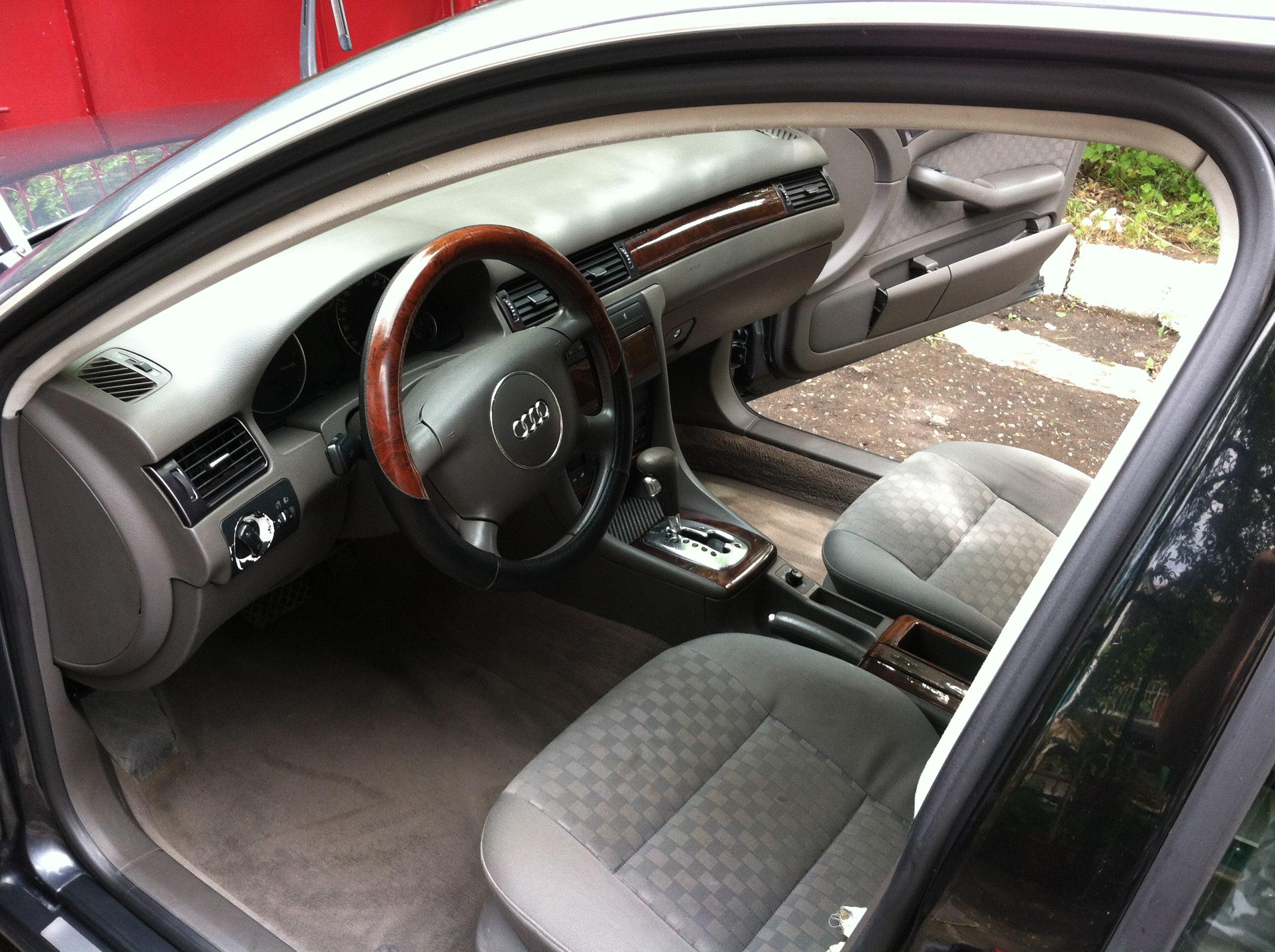 Audi A6 2004 год  2.5 TDI, BFC