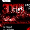 Extra3DParty: Depeche Mode / De/vision/ Diorama