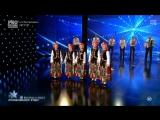 Romanii au Talent din 21 Aprilie 2017(Partea a1-a)