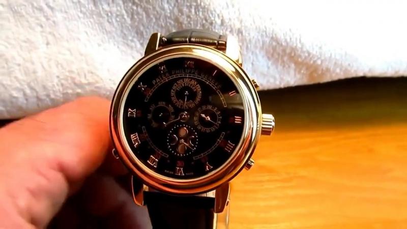 элитные часы patek philippe общем, тоже все