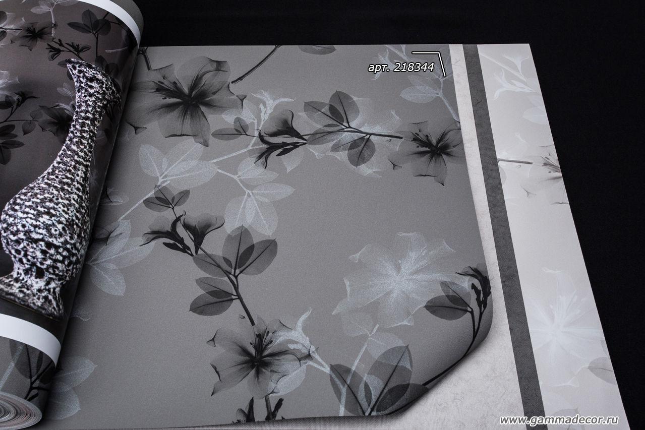 Новинка от BN International (Голландия) - коллекция обоев Glassy.