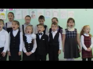 День матери в Луговской школе