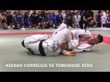 Keenan Cornelius vs Tomoshige Sera  Japanese National IBJJF Jiu-Jitsu Championship 2017