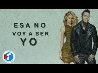 Prince Royce Ft. Shakira - Deja Vu (Letra) ᴴᴰ