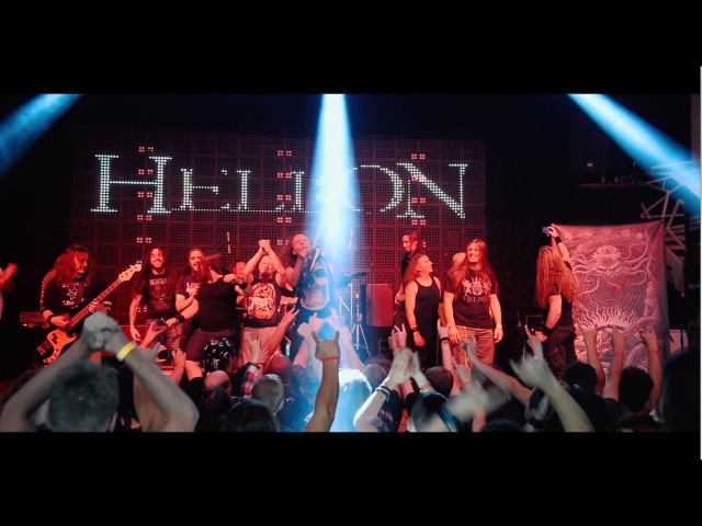 HELL:ON - Territory (SEPULTURA cover) feat Andrey Smirnov (U.D.O.)