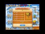 Веселая ферма 3 Ледниковый период (уровень 83) Золото Farm Frenzy 3 Ice Age (level 83) only GOLD