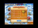 Веселая ферма 3 Ледниковый период (уровень 86) Золото Farm Frenzy 3 Ice Age (level 86) only GOLD