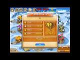 Веселая ферма 3 Ледниковый период (уровень 84) Золото Farm Frenzy 3 Ice Age (level 84) only GOLD