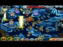 The King of Towers - Deep Sea (hard 7) Victory. Turtle's Cave Hard Mode (Part 159)