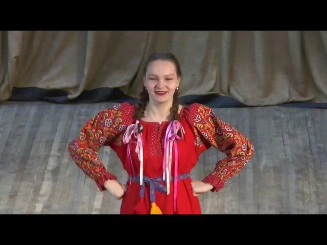 Конкурсные прослушивания Надежды Урала - 2017, номинация Народный фольклор, ч.1
