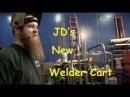 JD Brewer ZTFab Welding Cart