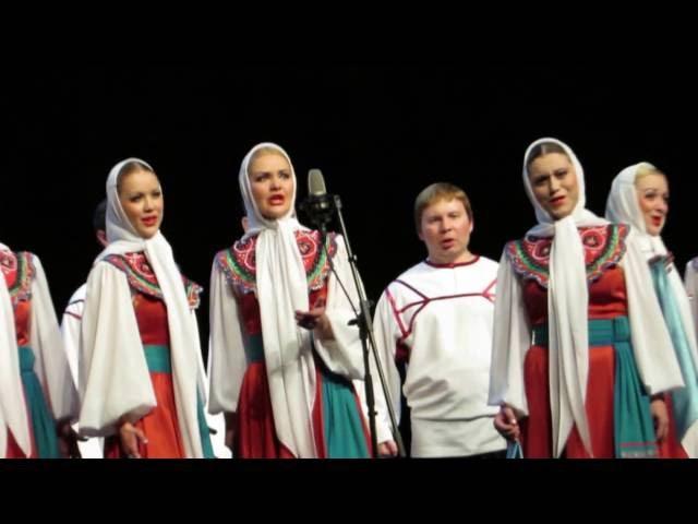 ТАМО ДАЛЕКО (сербская песня) - ХОР ПЯТНИЦКОГО (ХОР ПЈАТЊИЦКОГ)