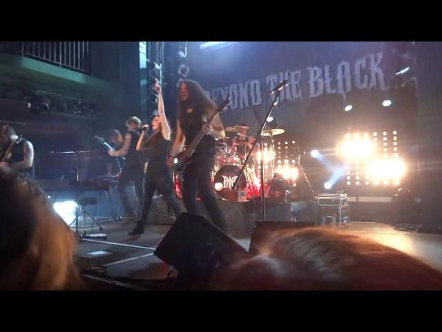 Beyond the Black - Songs of love and death 2016 11 04 Hamburg Gruenspan