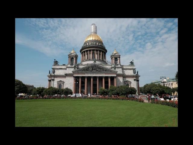 Санкт-Петербург под широким углом. Часть 1 Saint Petersburg at a wide angle. Part 1