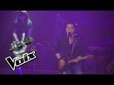 La Voix 5  Andy Bastarache  Chants de bataille  Somebody Like You
