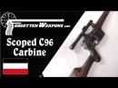 Scoped C96 Broomhandle Sporting Carbine