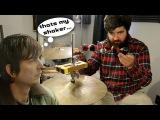 How to Make Glenn Kotche's Hihat Shaker