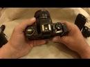 Обзор зеркального фотоаппарата Contax 139 Quartz