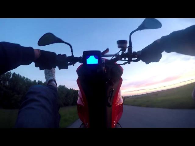 Gilera runner 70cc/Wheelie/Sucio/Go Pro 4