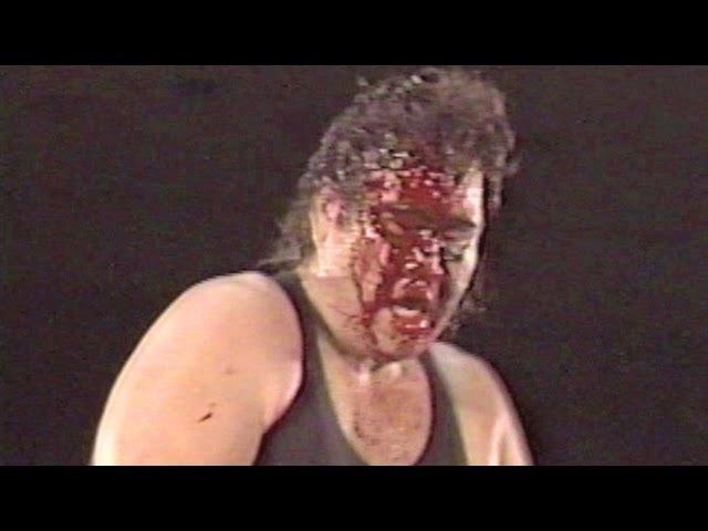 FMW - Atsushi Onita vs Mr. Pogo (11-05-90)