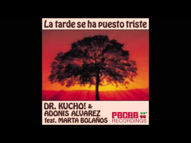 Dr. Kucho! Adonis Alvarez feat. Marta Bolaños La Tarde Se Ha Puesto Triste (Disc Doctor Mix)