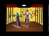 MMD magnet - Lelouch and C.C.