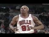 Dennis Rodman - The Worm. Tribute to NBA Legend.