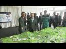 Гигантский завод попереработке газа начали возводить вАмурской области. Новости. Первый канал