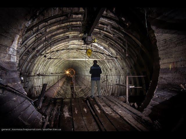 Пробрались в Бункер Сломали гермодвери Заброшенный цементный завод