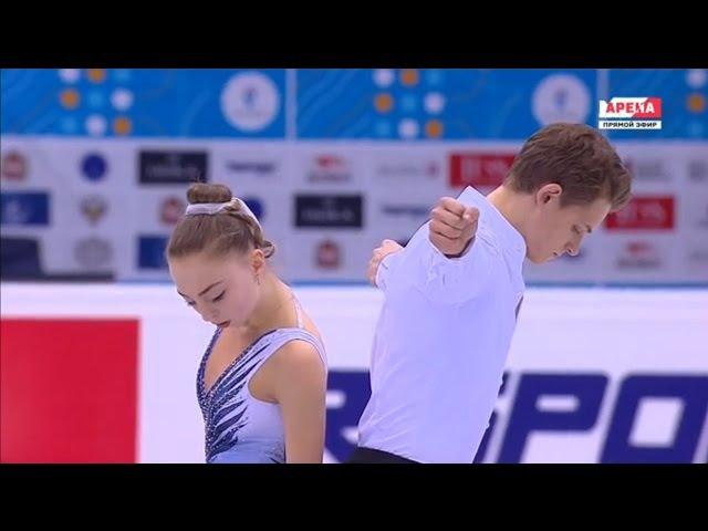 Aleksandra BOIKOVA / Dmitrii KOZLOVSKII FP ― Russia Nationals 2017