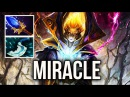 Back to Top 1 World Invoker God 9123 MMR Miracle- Intense Dota 2