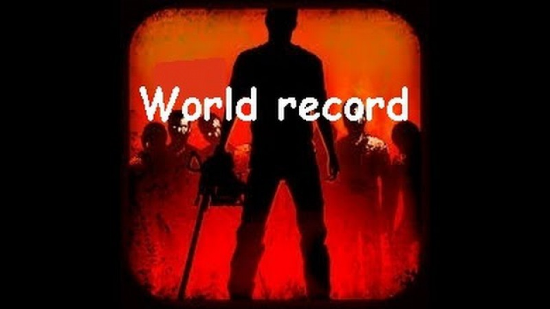 The best of world record(Dünya rekoru)-İnto the dead
