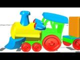 #Apprendrelescouleurs - La tour multicolore  Dessins anim