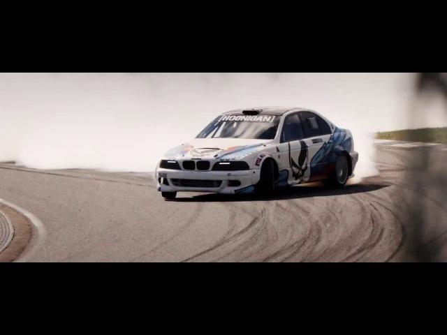 New drifting season preview by Alex D, BMW 520