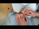 Подшиваем футболку или другое трикотажное изделие