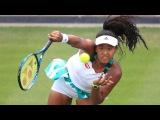 2017 Aegon Classic First Round  Naomi Osaka vs Lauren Davis  WTA Highlights