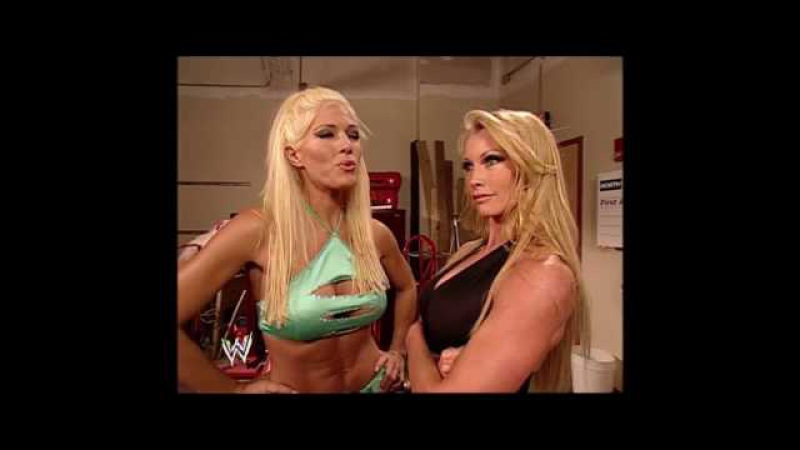 Nidia Dawn Marie vs Torrie Wilson Sable May 1 2003