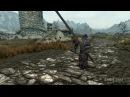 Skyrim - Sword Problem