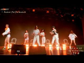 [4K] 20161029 씨앗(SEEART) Pre-Debut Bloom the SEEART 1회 전체직캠 - 02.Dance Performance