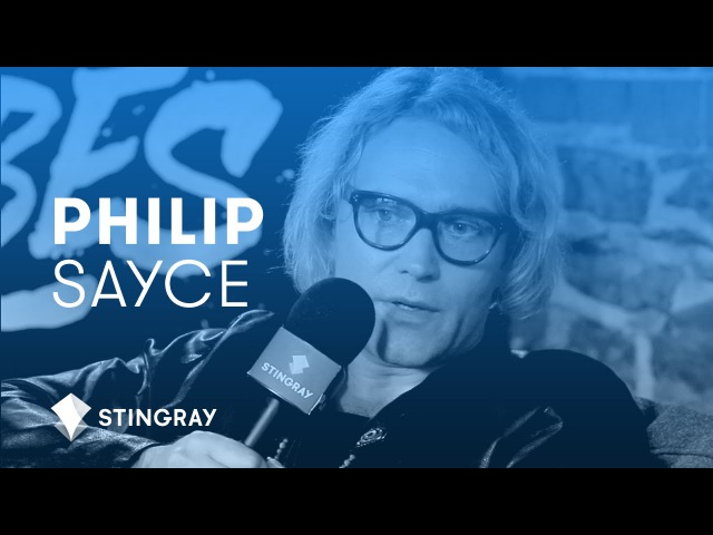 Philip Sayce chats about staying focused bringing the trombone back