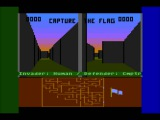 Capture the Flag for the Atari 8-bit family