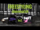 ShowMatch ZERX Freestyling vs SwiFT Freestyling Game1