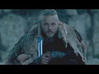Vikings(Ragnar & Bjorn)-Hail to the King HD